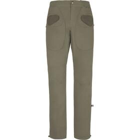 E9 Rondo Slim Trousers Men Warm Grey